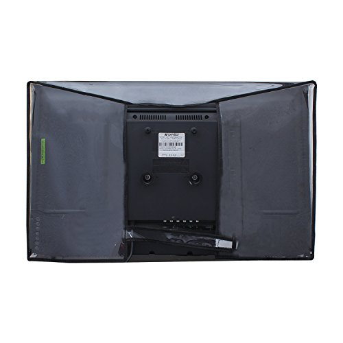 Lithara PVC TV LED Cover for Sansui 124 cm (50 inches) SNA50QX0ZSA 4K Ultra HD LED Smart TV