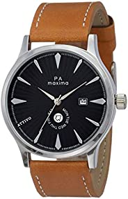 Maxima Analog Blue Dial Men's Watch-O-57141