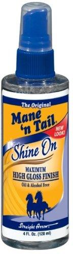 Mane 'n Tail Shine On Maximum High Gloss Finish 120 ml