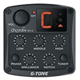 Best Acoustic Guitar Pickups - Cherub, Acoustic Guitar Pickup and Preamp, Gtone GT-4 Review