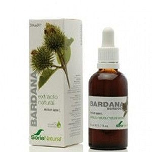 Extracto de Bardana 50 ml de Soria Natural