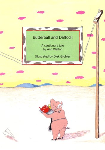 butterball-and-daffodil-english-edition