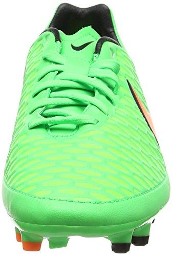 Nike  Magista Orden Fg,  Herren Fußballschuh Green (Poison Green/Total Orange/Flash Lime/Black)