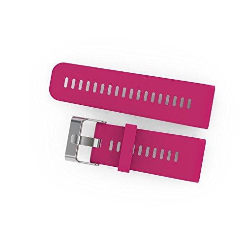 kaersishop 20 mm Armband für Garmin Vivoactive HR ,Funkelnagelneu Armband mit dem Werkzeug