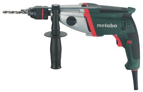 Metabo Schlagbohrmaschine SBE 710 mit Schnellspannbohrfutter für Profis, Bohrmaschine mit robustem Getriebegehäuse & einer Reichweite von 2,6 m - 2