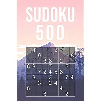 SUDOKU FACILE - 500 Grilles 9x9: Jeu Classique | Pour Adultes | Avec Solutions | Pour Joueurs Débutants