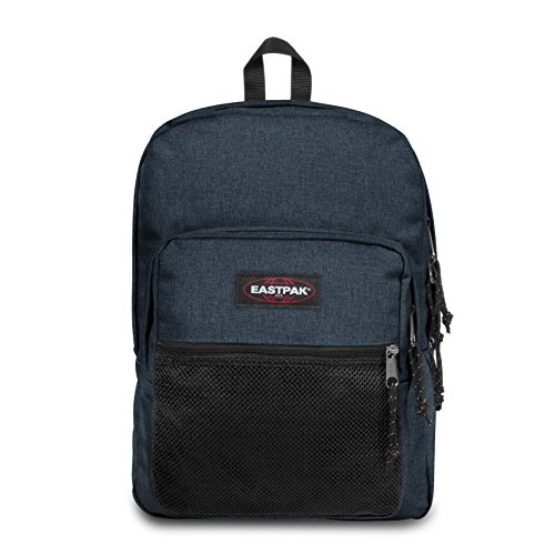 Eastpak PINNACLE Zainetto per bambini, 42 cm, 38 liters, Blu (Triple Denim )
