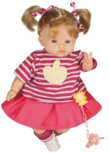 Arias 653665 - Muñeca Baby Natal Aupa Risas 45 Cm