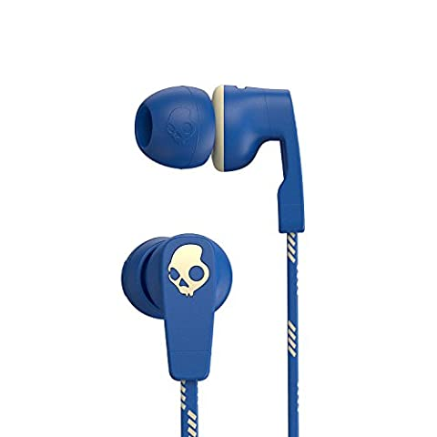 Skullcandy Ill-Famed Collection Strum In-Ear Kopfhörer mit In-Line Mikrofon - Königsblau/Creme
