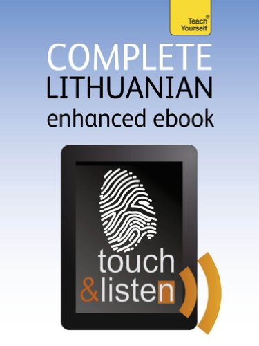 Complete Lithuanian: Teach Yourself: Audio eBook (Teach Yourself ...