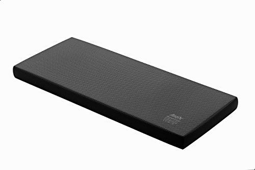 Airex Balance-Pad XLarge inkl. Übungsanleitung, Pflegeanleitung und Echtheitszertifikat, ca. 98 x 41 x 6 cm, lava