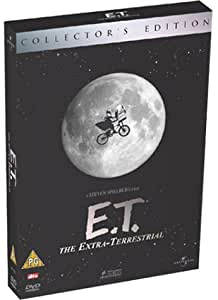 E.T. The Extra-Terrestrial (Collector's Edition) [DVD] [1982]
