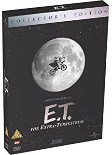 E.T. The Extra-Terrestrial (Collector's Edition) [DVD] [1982] (B00007J34J) | Amazon price tracker / tracking, Amazon price history charts, Amazon price watches, Amazon price drop alerts