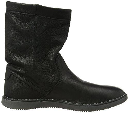 Softinos Damen Til402sof Chukka Boots Schwarz (Schwarz)
