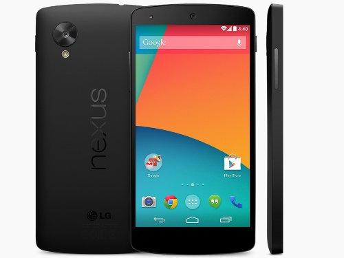 Google Nexus 5LG 16GB HD 1080Smartphone Handy entsperrt UK Modell neuesten Modell, weiß, 16 GB