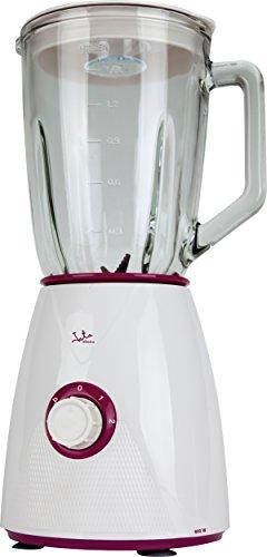 Jata BT263 Batidora de vaso, Capacidad: 1,5 litros, Pica hielo, Cuchilla dentada de acero inoxidable...