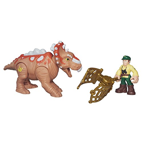 Playskool Heroes Jurassic World Pachyrhinosaurus by Playskool