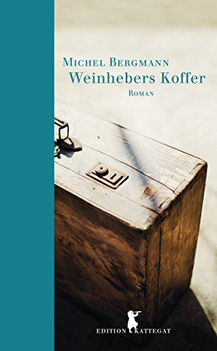 Buchseite und Rezensionen zu 'Weinhebers Koffer' von Michel Bergmann