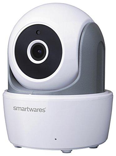 Smartwares WiFi IP-Kamera Pan/Tilt für den Innenbereich, C734IP -