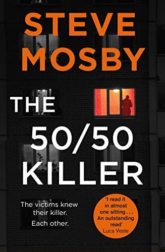 The 50/50 Killer (English Edition) eBook: Steve Mosby: Amazon.es ...