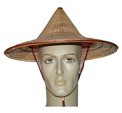 Reisbauer Hut China Japan Japanischer Chinesischer Gärtnerhut