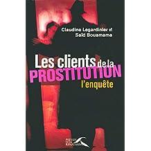 Les clients de la prostitution