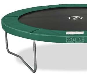 Spring Fun 30008 Cadre rembourré pour trampoline Proline 8' Vert