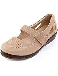 Sandpiper - Zapatos de cordones de Otra Piel para hombre, color negro, talla 41 EU