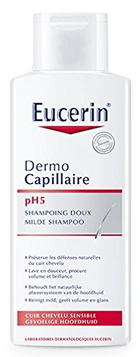 Eucerin Dermo Capillary pH5 Gentle Shampoo 250ml by (Gentle Shampoo)