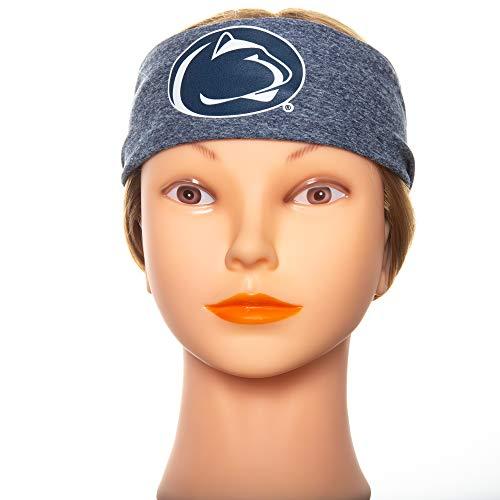 Bani Bands Headbands Penn State Nittany Lions Running Stirnband - Unisex Stirnbänder für Damen und Herren Rutschfester Stoff hält Schweiß bei jedem Training fern (Fußball Mädchen Kostüm Spieler)
