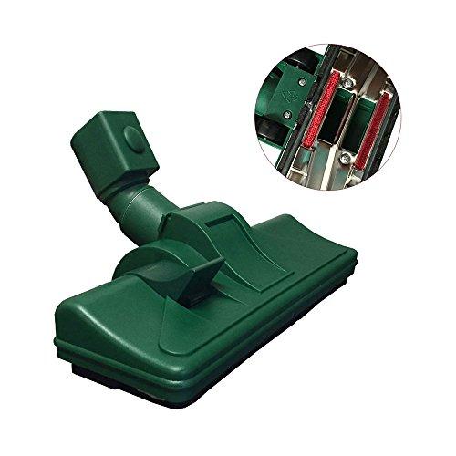 Kombidüse / Bodendüse / Kombibürste / Bodenbürste (umschaltbar) geeignet für Vorwerk Kobold VK 118, 119, 120, 121, 122, VK118, VK119, VK120, VK121, VK122 (Elektro-bodenbürste)