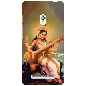 Asus Zenfone 5 A501CG Back Cover - Saraswati Designer Cases