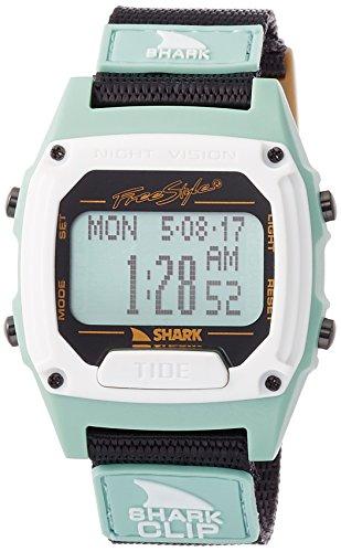 freestyle 'Marea' quarzo plastica e nylon orologio sportivo, colore: Nero (Model: 10027111)
