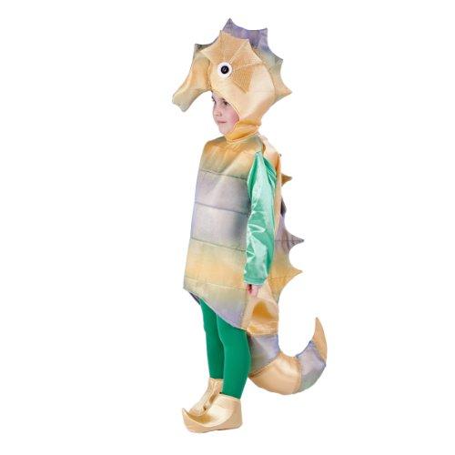 rdchen Infant Kostüm Deluxe Kinder 3–5 (Seepferdchen Kostüm Kostüm)