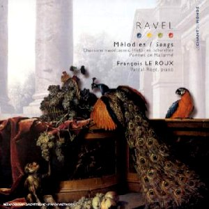 Ravel : Mélodies / Songs [Import anglais]