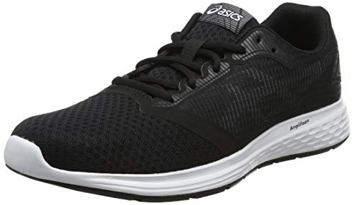 ASICS Patriot 10, Scarpe da Running Donna, Nero (Black/White 002), 40 EU