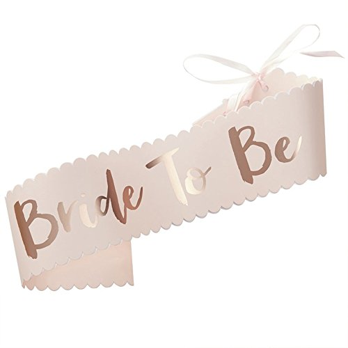 """Schärpe """"Bride To Be"""" - 2"""