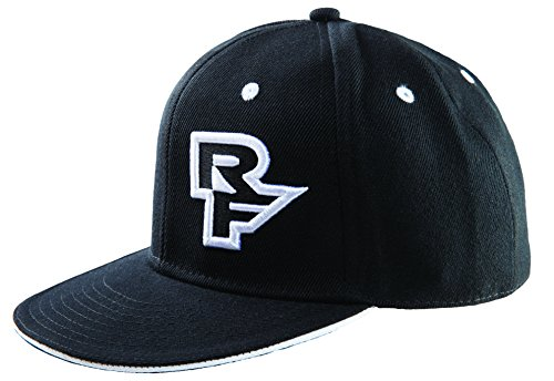 Race Face Uni Mütze Logo Cap, Black, XL, CA424005 Uni Fitted Cap