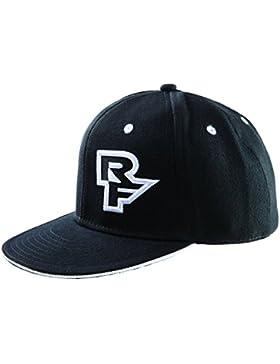 Race Face - Gorra, diseño con logotipo negro negro Talla:extra-large