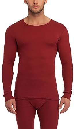 Sesto Senso Herren langarm Unterhemd