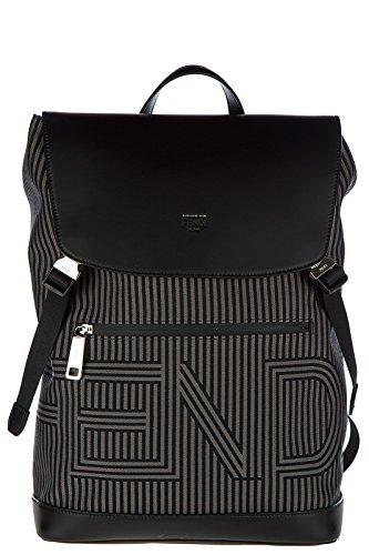 Imagen de fendi  bolso de hombre en nylon nuevo optical negro