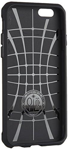 Spigen SGP11597 - Funda para Apple iPhone 6/6s, color negro