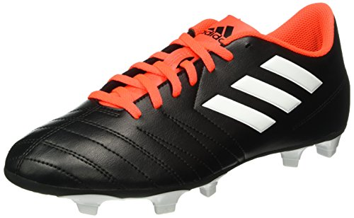 adidas Herren Copaletto Fxg Fußballschuhe, Schwarz (Schwarz/Weiß/Rot), 41 1/3 EU (Rasen-fußball-schuhe Kinder)