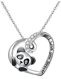 FIVE-D Set aus 3 Paar Kinder Ohrringen Pandab/är Koala und Kleiner L/öwe aus 925 Silber im Geschenketui