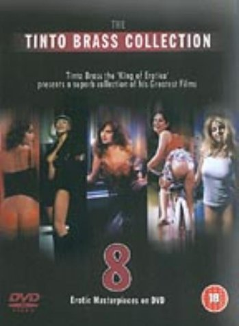 Black Keys-dvd (Tinto Brass Collection: All Ladies Do It / Paprika / Miranda / Frivolous Lola / Cheeky / The Key / Black Angel / Private [8 DVDs] [UK Import])