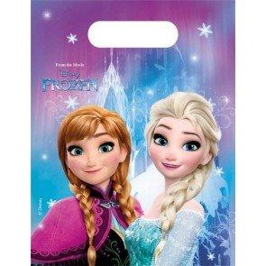 Disney Frozen Partytüten 6 Stück Mitgebsel Anna Elsa (Frozen Geburtstag Ideen)