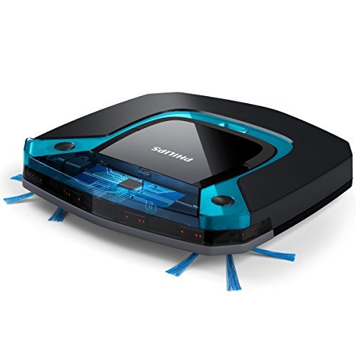 Philips Robot aspirador FC8794/01 - Aspiradoras robotizadas (Sin...