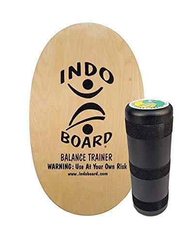 El Indo Original es el modelo más fácil para aprender, ofreciendo horas y horas de diversión para riders de todas edades y habilidades. El objetivo básico es mantenerse sobre la tabla cuanto más tiempo sea posible sin que toque el suelo. Fue diseñada...
