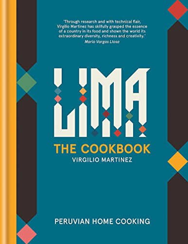 LIMA the cookbook por Virgilio Martinez