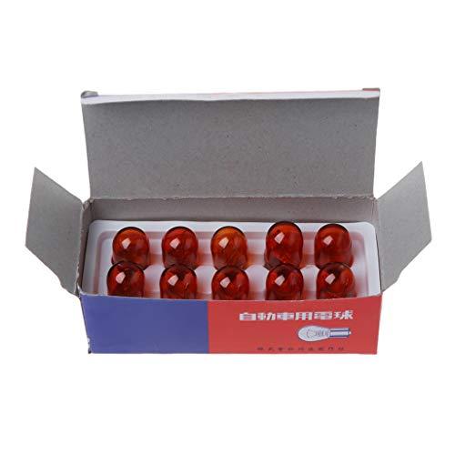 Preisvergleich Produktbild Werst DC12 V T20 7443 Blinklichter,  Doppeldraht,  Quarzglas,  Bremsleuchte